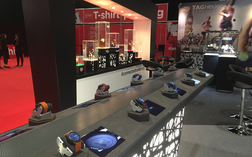 Inside Brightleaf's Visual Merchandising work on the Virgin Money's London Marathon Stand