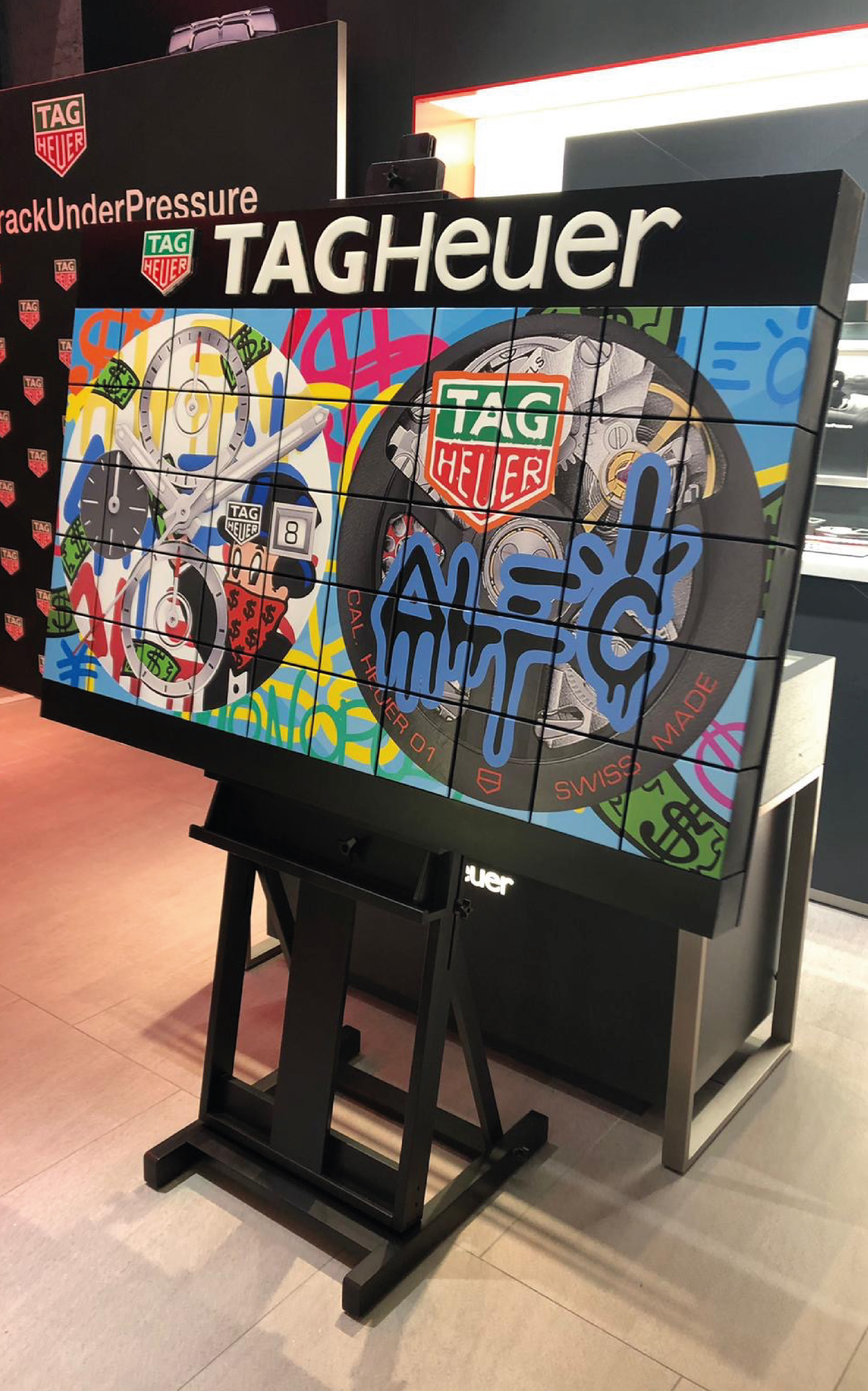 ALEC MONOPOLY BOX WALL